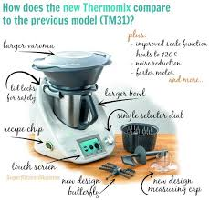 Thermomix Comparison Chart Thermomix Tm5 Is A Culinary Game Changer For The Digital Age