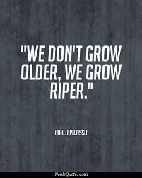 Quotes About Age Fascinating Quotes About Age And Aging 48 Quotes