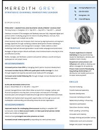 Resume Writing Design Samples Services Resume By Nico