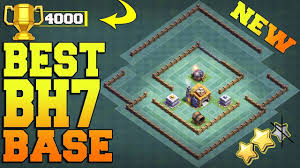 Base 7 Best Builder Base 7 Layout With Replay