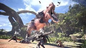 Steam Charts Monster Hunter
