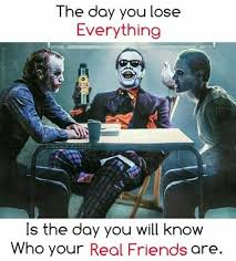 Joker Quotes About Friendship