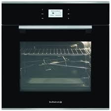De Dietrich Kitchen Appliances De Dietrich Dop6567b Built In Pyrolytic Single Oven Appliance City