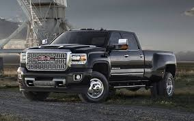 2018 gmc lifted trucks. perfect 2018 exterior image of the 2018 gmc sierra 3500 denali hd premium heavyduty  parked next inside gmc lifted trucks