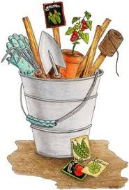 Image result for clipart gardening