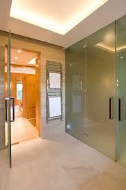 Frameless Glass Hung Shower Screens - Ionglass