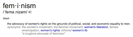 why the dictionary definition of feminism fails last eden