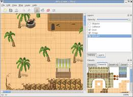 Tiled Map Editor 1.1.1 Free Download - FreewareFiles.com - Graphics Category