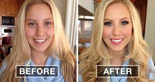 25 before and after images reveal the power stars without makeup