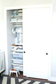 nursery closet organization ideas baby closets furniture miles gray and yellow project homemade fathers day