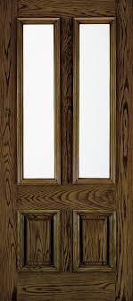 aurora custom fiberglass glass panel exterior door jeld wen windows doors