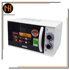 Hàng mới về]Lò vi sóng 20L Matika MTK-9220 có 3 chức năng: Nướng, hâm nóng,  rã đông thức ăn tự cài đặt theo trọng lượng - Lò vi sóng Thương hiệu MATIKA