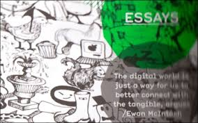 living in a post digital world central station book essay ewan  censta