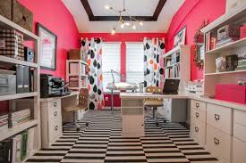 pink home office design idea. Pink Home Office Design Idea T