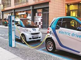 electric vehicles by 2023 to cut fossil