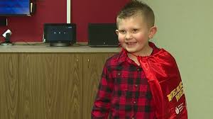 Stories of the Heart: Little boy from East Palestine now thriving after  scary first few weeks | WYTV