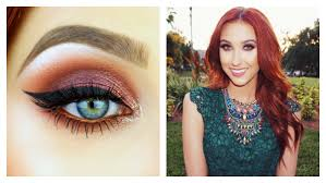 lovely look by jaclyn hill using makeup geek s grandstand
