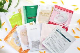 korean sheet masks korean sheet masks and why you need them now honeysu the best