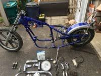 for sale 1979 yamaha xs650 rigid frame with title and parts
