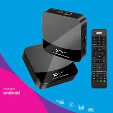 MEELO PLUS XTV Smart Tv Box Android 7.1 Amlogic S905X Set Top Box 5G Wifi  Bluetooth Youtube Media Player|Set-top Boxes