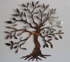 living room personalized family tree wall art birds metal flower intended for large kirklands