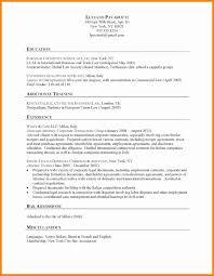 8 Headers For Resumes Resume Type