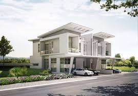 Exterior Home Designs with Special Facade Appearance - Traba Homes
