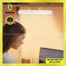 Đèn led treo tường cảm ứng Baseus Magnetic Stepless Dimming Charging Desk  Lamp Pro - Đèn sạc