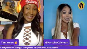 SHOOT YOUR SHOT at Porscha Coleman! (Ep. 14 •live dating show) - YouTube
