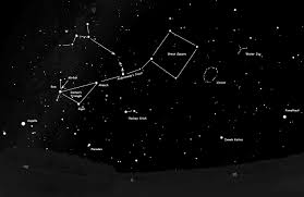 M31 Galaxy Star Chart Saou Info