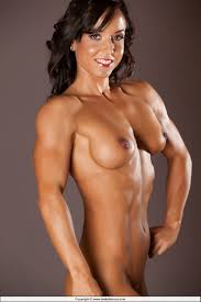 Naked pictures of women bodybuilders