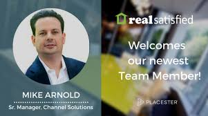 Realsatisfied Welcomes New Team Member Mike Arnold As Sr