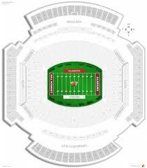 Bryant Denny Stadium Seating Chart Seating Chart