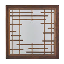 Small Picture Tommy Bahama Home Island Fusion Mikasa Square Mirror with Asian