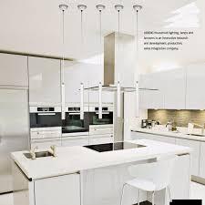spot lighting for kitchens. lukloy pendant lights modern kitchen lamp dining living room shop light pipe bar counter spot lighting for kitchens