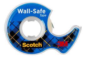 scotch wall safe tape