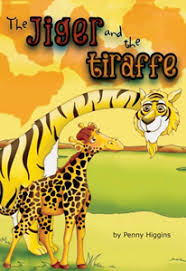 The Jigger And The Tiraffe - BookVenture Publishing Bookstore
