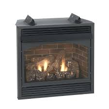 gas fireplace inserts with er fan empire premium vent free natural gas fireplace with er gas