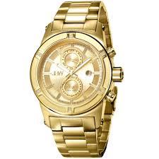 real diamond 0 12 ctw 18k gold plated stainless steel men s jbw men s strider 0 12 ctw 18k gold plated stainless steel diamond watch j6263e
