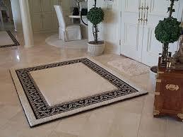 custom bordered entry oriental rug kansas city kansas