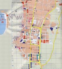 fira tourist map  fira santorini greece • mappery