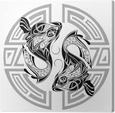 Obraz Na Plátně Znamení Raka Tetování Design Pixers žijeme