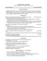 Objective Resume Sample Statements Writing Objectives For Resumes