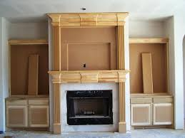 image of how to build fireplace mantels ideas
