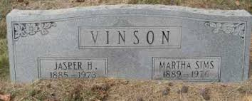VINSON, MARTHA MALINDA - Pope County, Arkansas   MARTHA MALINDA VINSON -  Arkansas Gravestone Photos