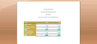 Ratios In Balance Sheet Analysis Of Liquidity Position Using Financial Ratios