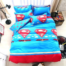 superman bed sheets superman bedding set good king size on duvet covers with bed sheets sheet superman bed sheets