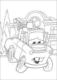 Kids N Fun 84 Kleurplaten Van Cars Pixar