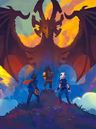 2048x2732 The Dragon Prince 2048x2732 ...