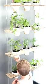 hanging window herb garden window herb planter kitchen herb planter ideas for a stylish indoor kitchen